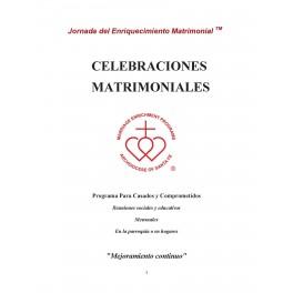 Celebraciones Matrimoniales