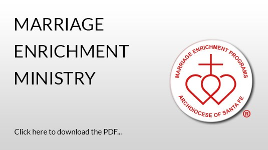 Marriage Enrichment Ministry