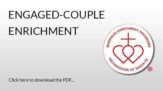 Engaged Couple Enrichment